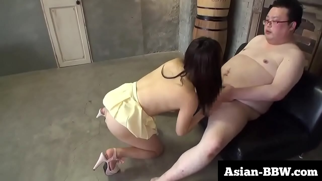Hot Asian Big Tits Dildo