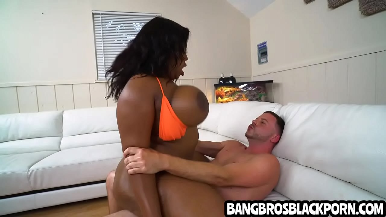Ebony Teen Old White Guy