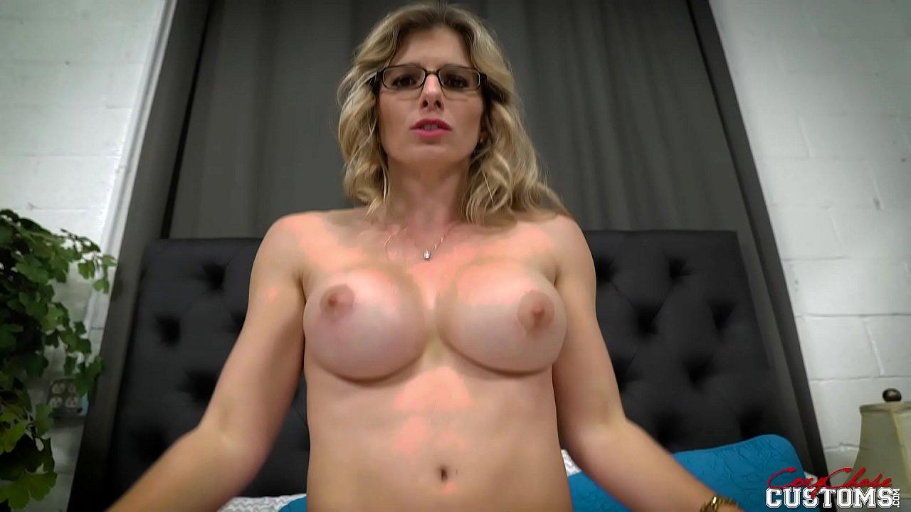 Wife Fucks Big White Cock
