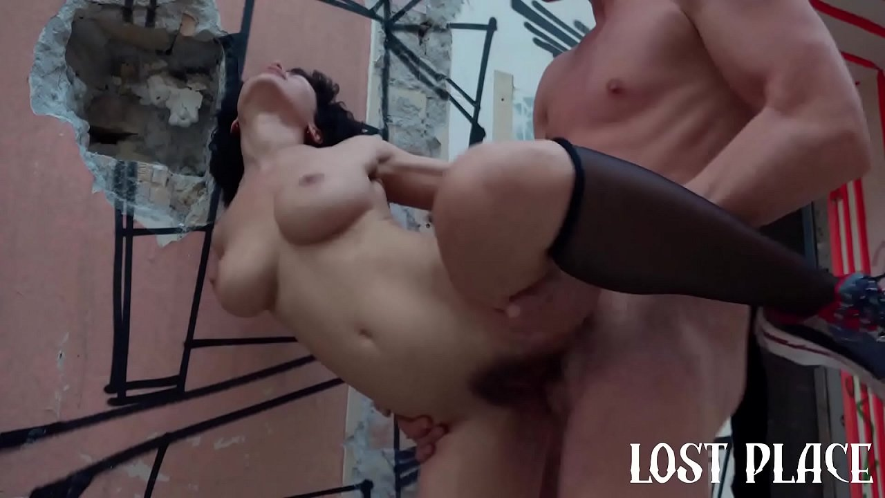 Public Outdoor Rough Sex