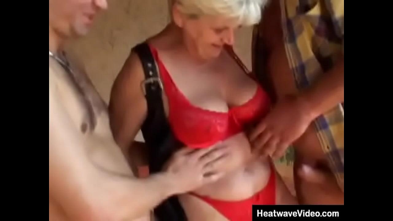 Slut pics old 'Tinder Gran'
