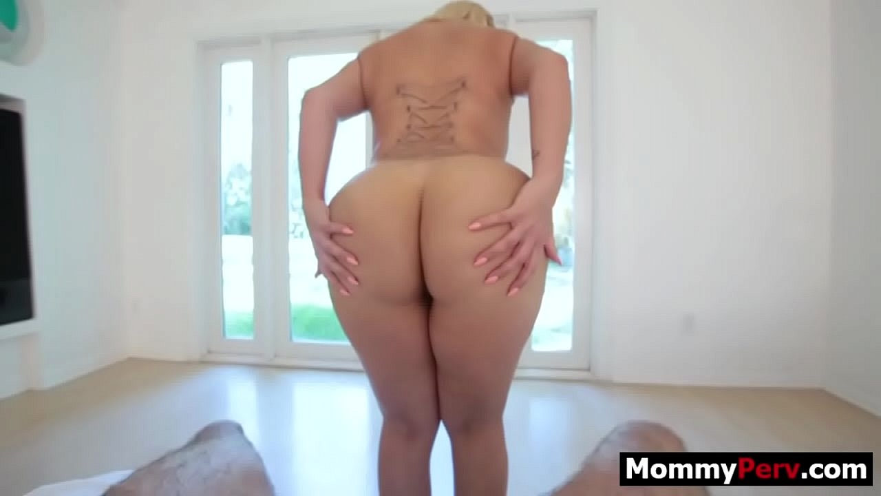 Son Blackmails Mom Fuck