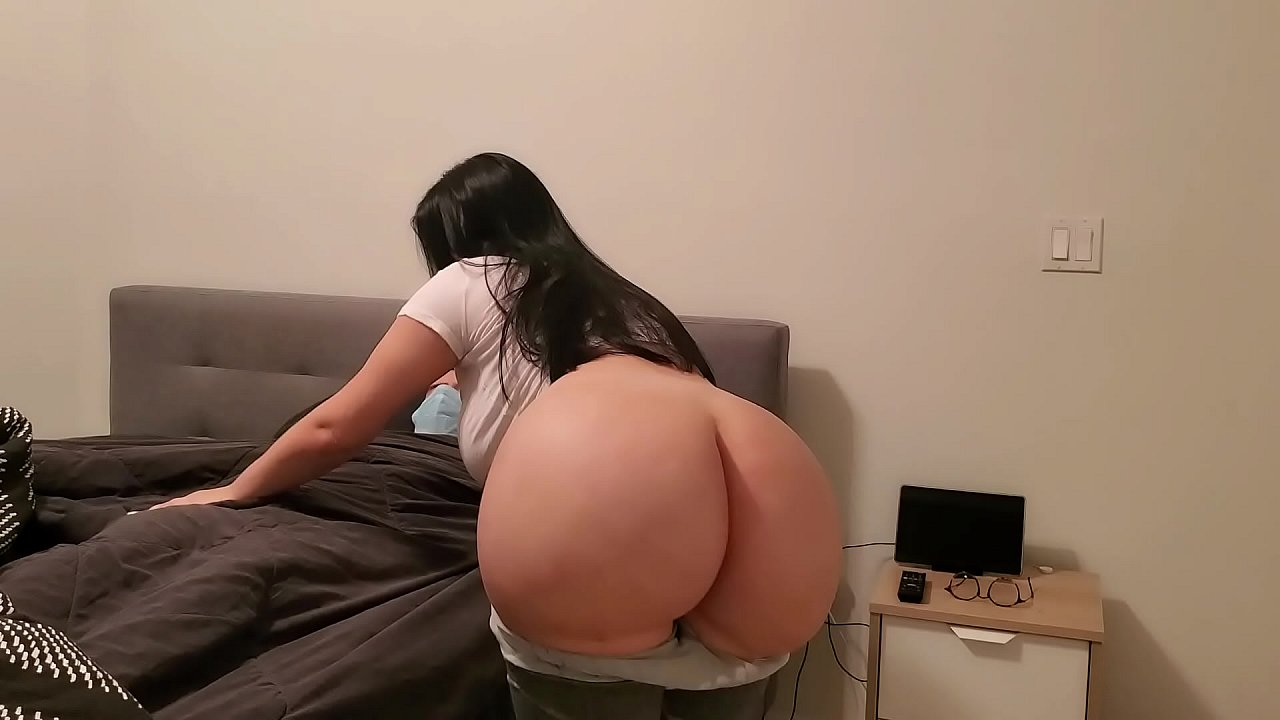 Big Ass Teen Gets Fucked