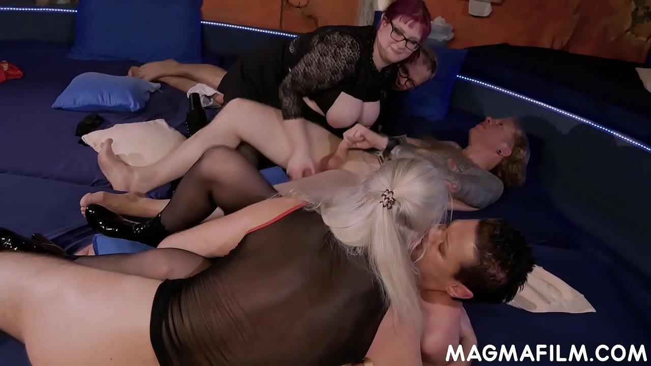 Swinger sex party