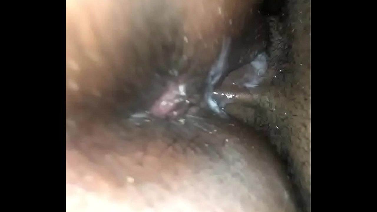 Super Creamy Ebony Pussy