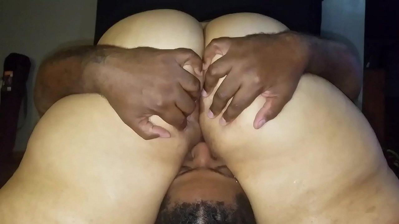 Eating Creampie Pussy Ebony
