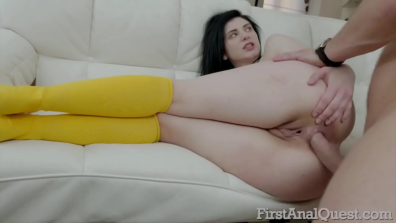 Russian Anal Teen Victoria