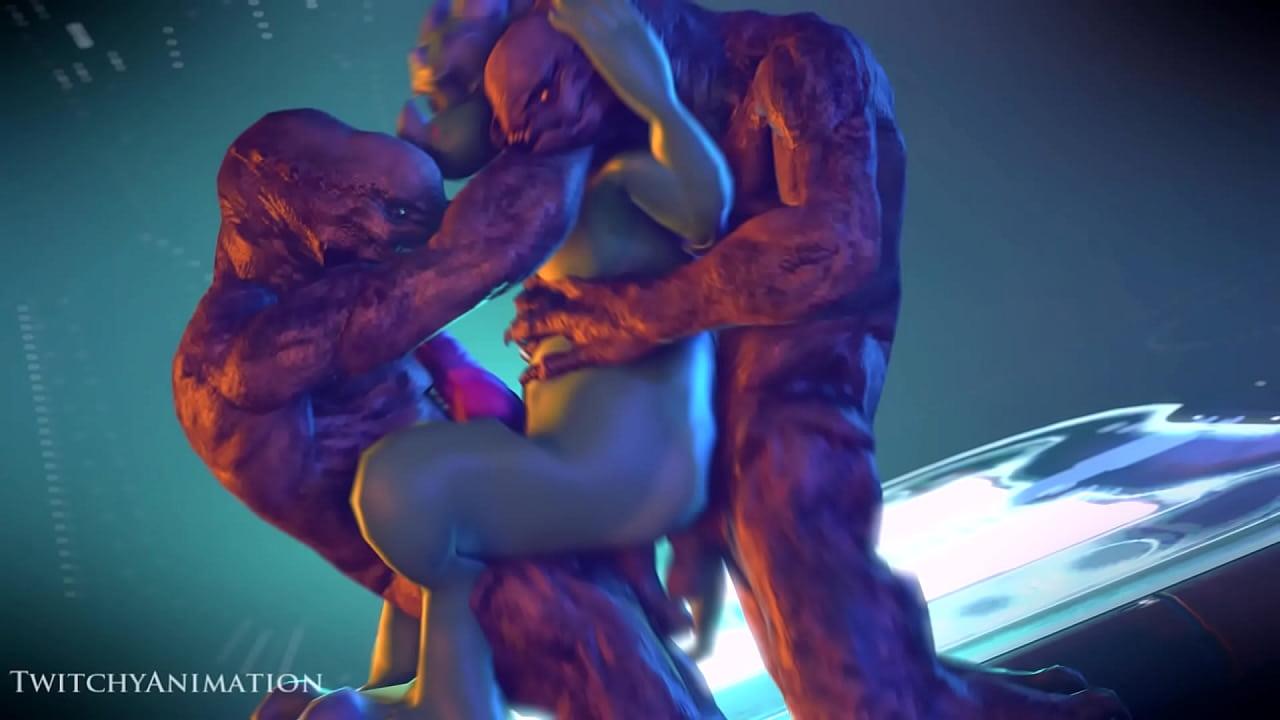 Gay sex animation