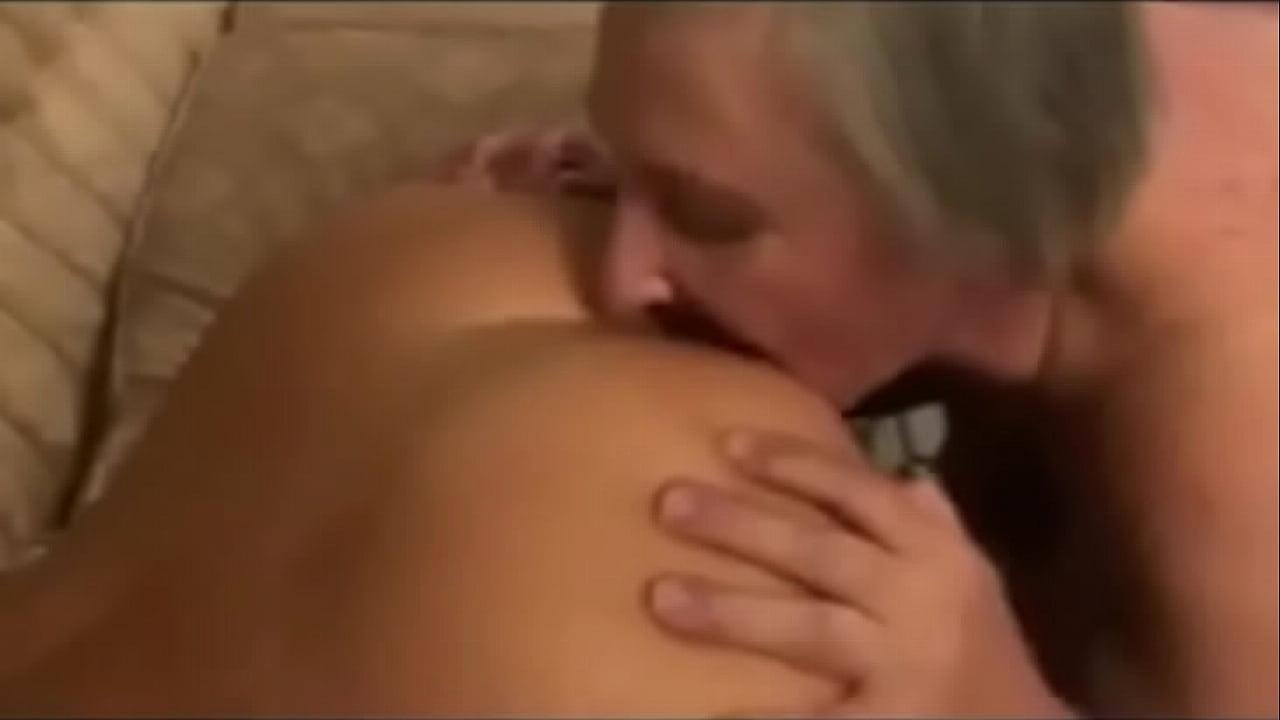 Flexible Girl Licks Own Pussy