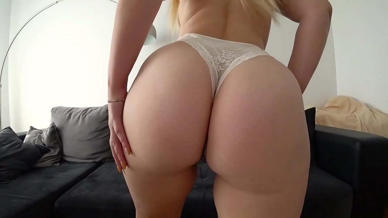 Big Ass Latina Fucked Couch