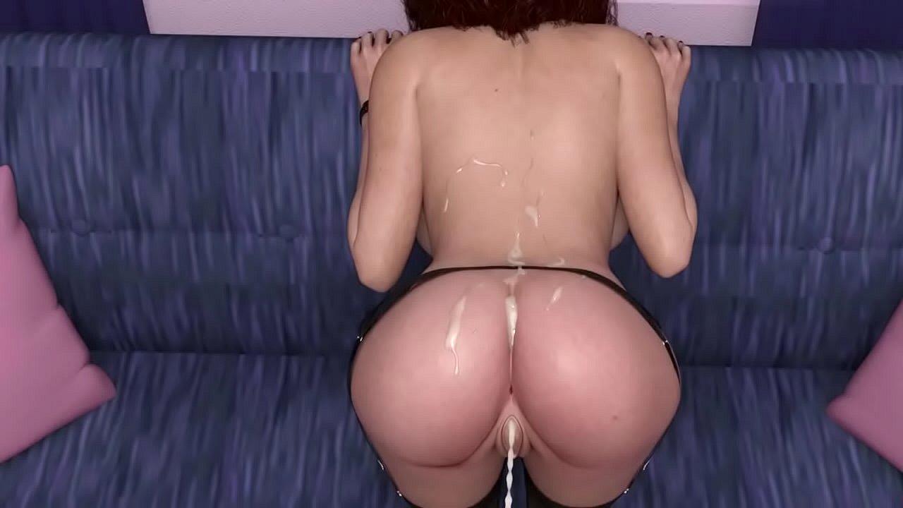 Big Ass Big Tits Cougar