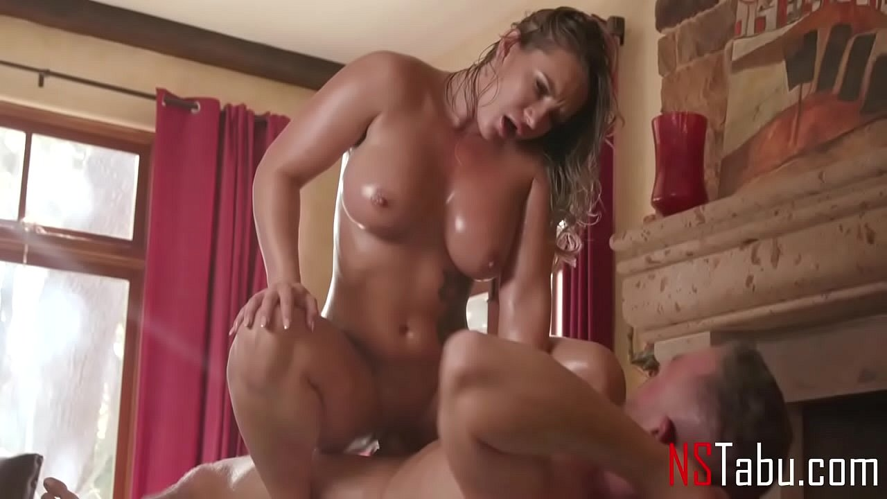 Asian Girl Oiled Up Fucked