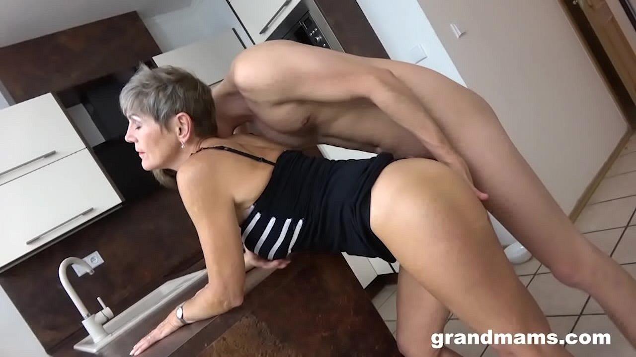 Cougar fucked