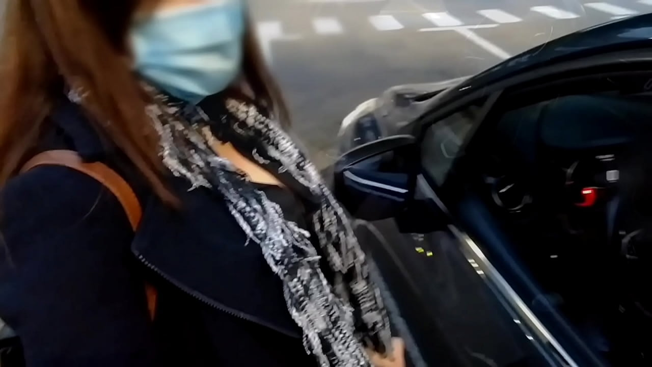 Masturbate Car Parking Lot
