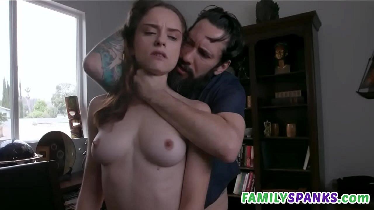 Dad Fucks Slut Daughter