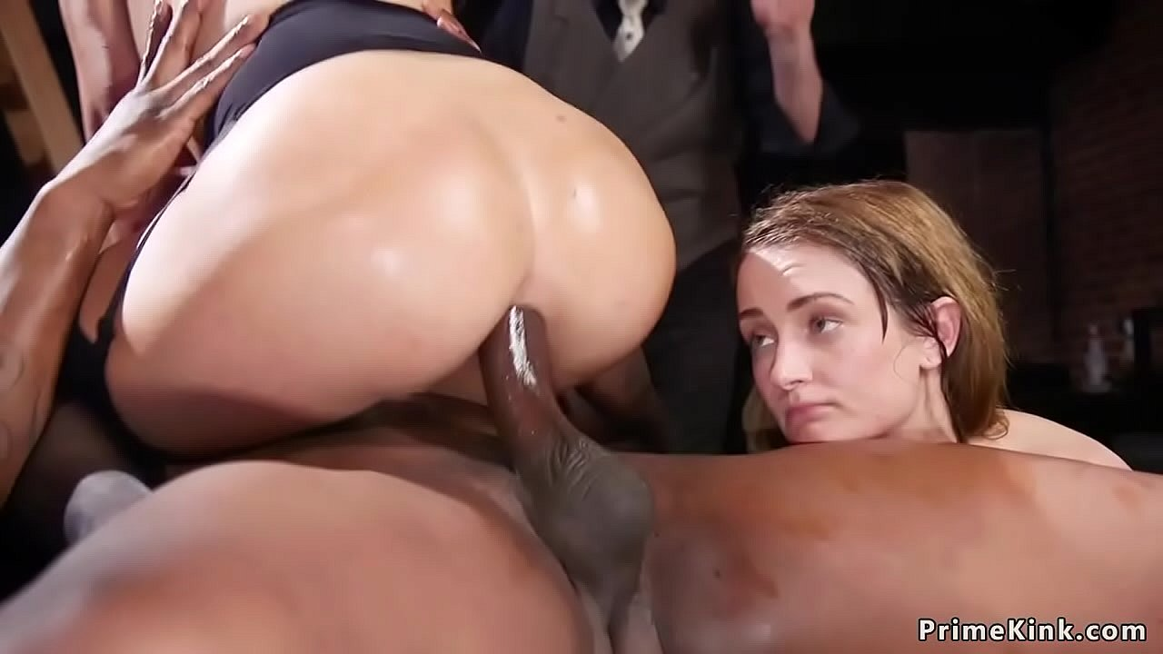 First Time Interracial Anal