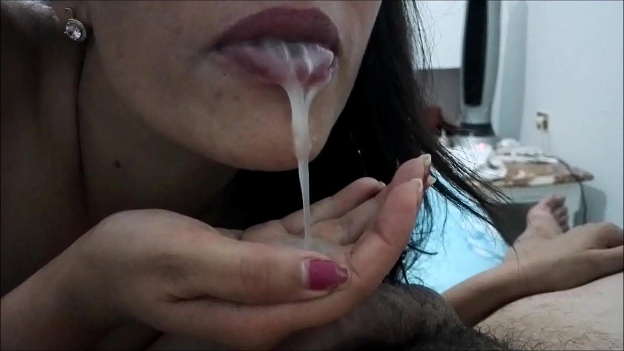 Throat Fuck Oral Creampie