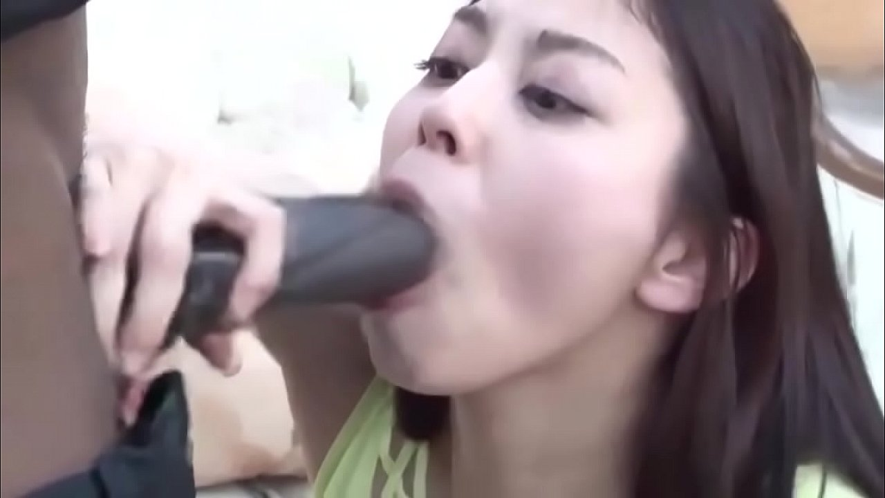 Japanese Girl Fuck Black Cock