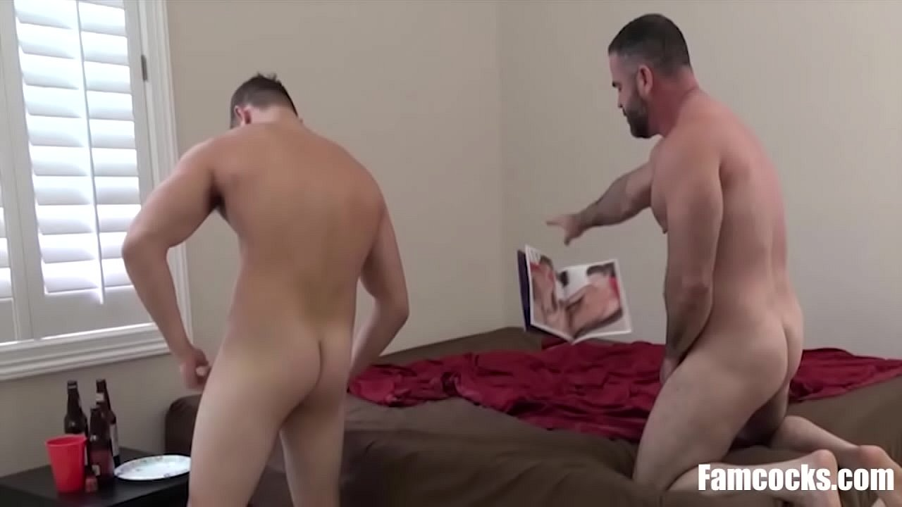 Family Strokes Dad Daughter