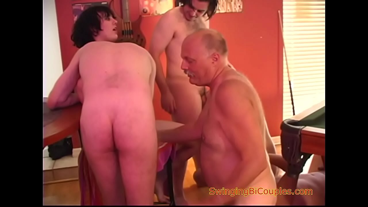 Young Bisexual Teens Orgy