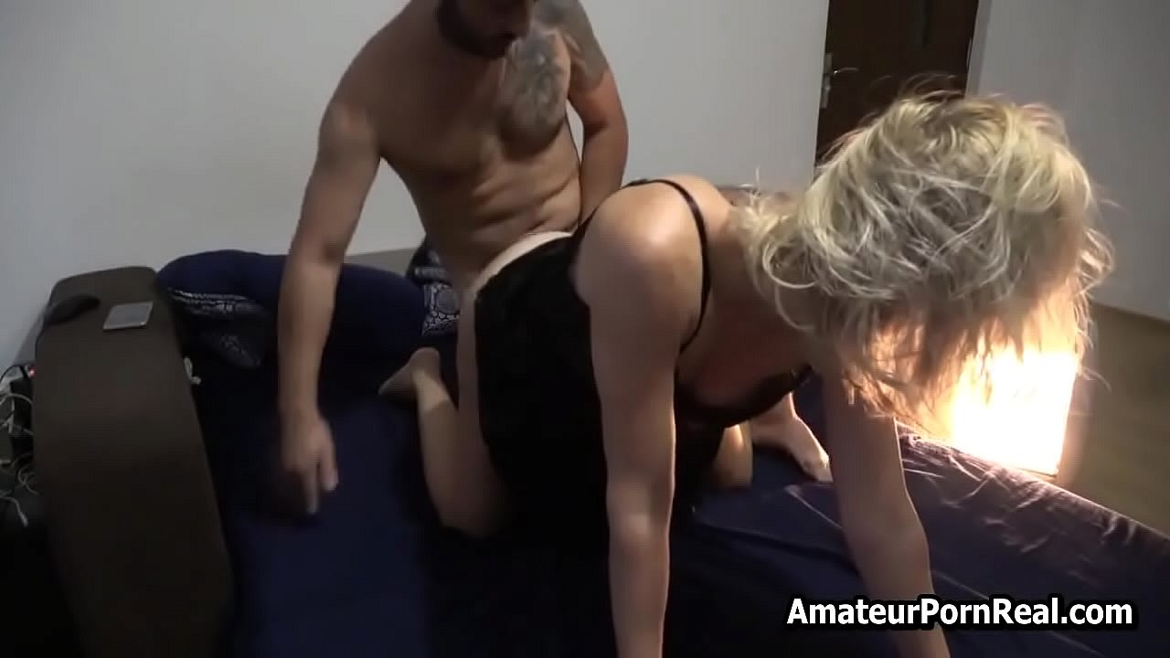 Amateur Young Couple Homemade