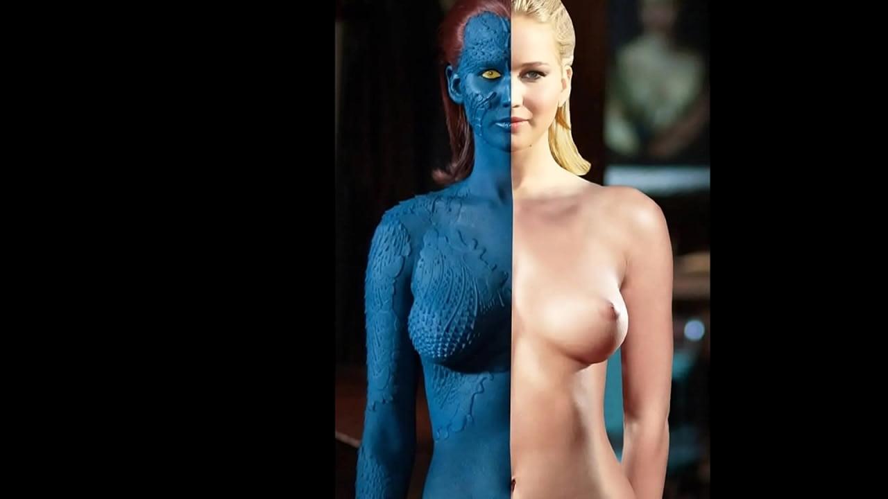 Jennifer lawrence fake porn