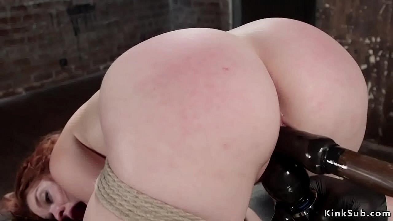 Amarna Miller Castellano Porno sexy spanish redhead amarna miller in rope bondage with