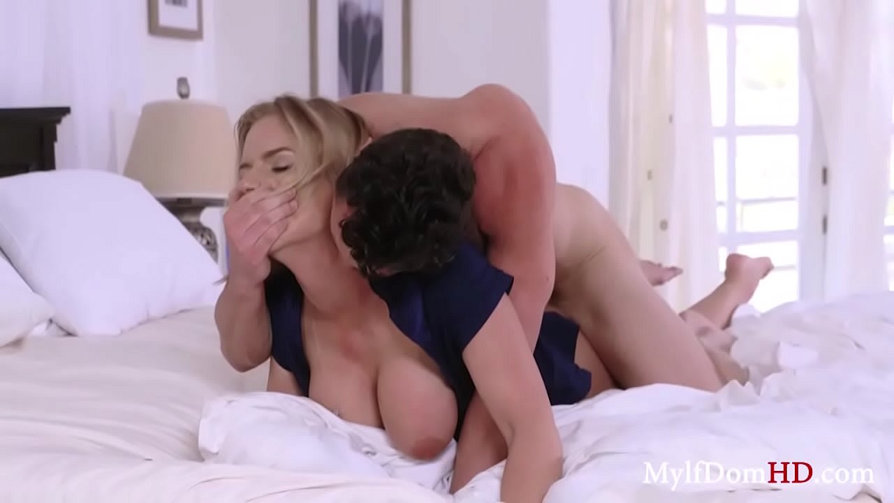 Cheating Step Mom Blackmailed