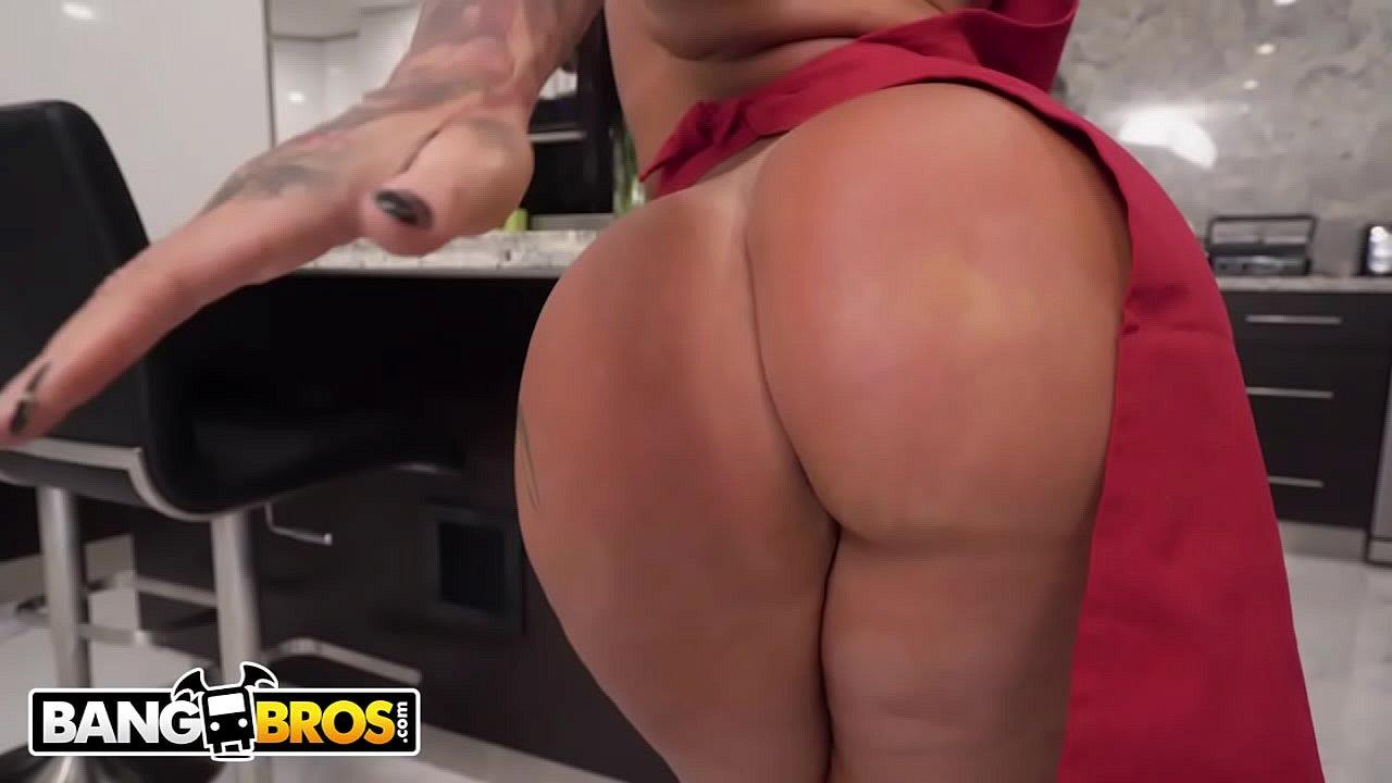 Monica santiago bang bros Bangbros Monica Santhiago Is A Thicc Milf With Nice Big Ass Check Her Out Xnxx Com