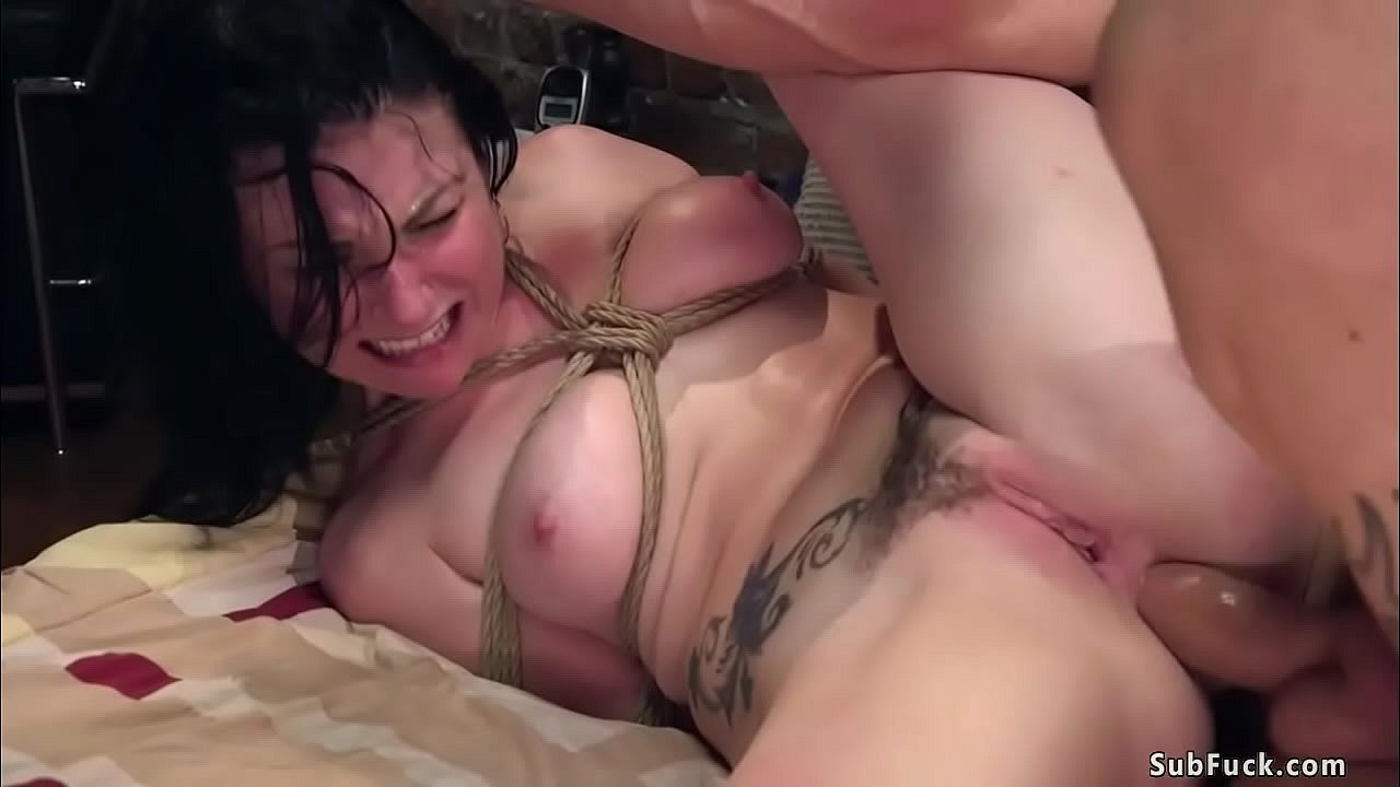 Slut Begging Rough Fuck