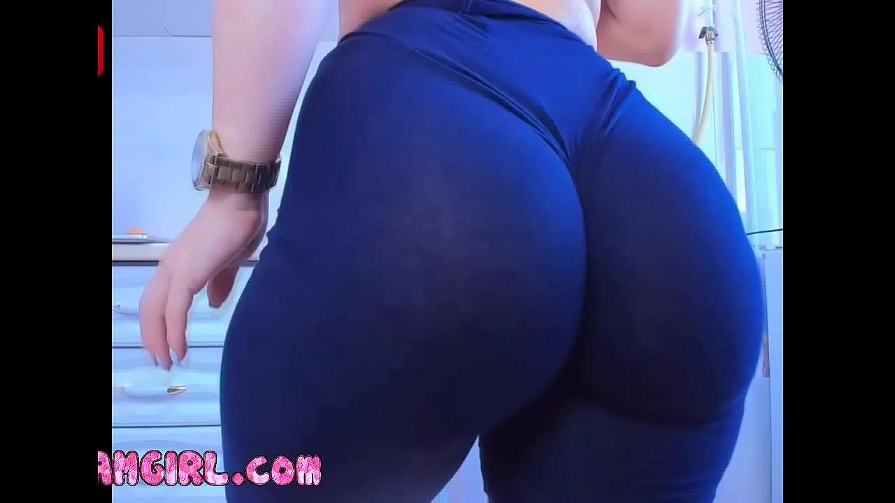 Ebony Teen Bubble Butt Anal