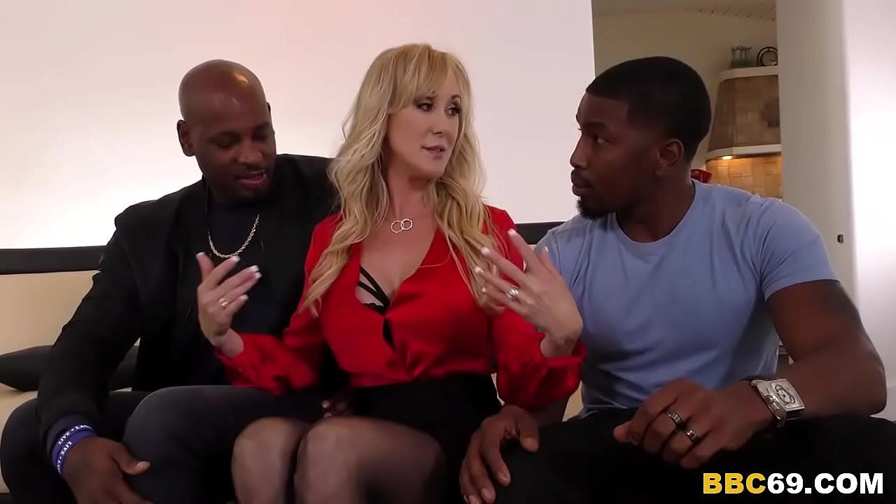 Black Teen Homemade Threesome