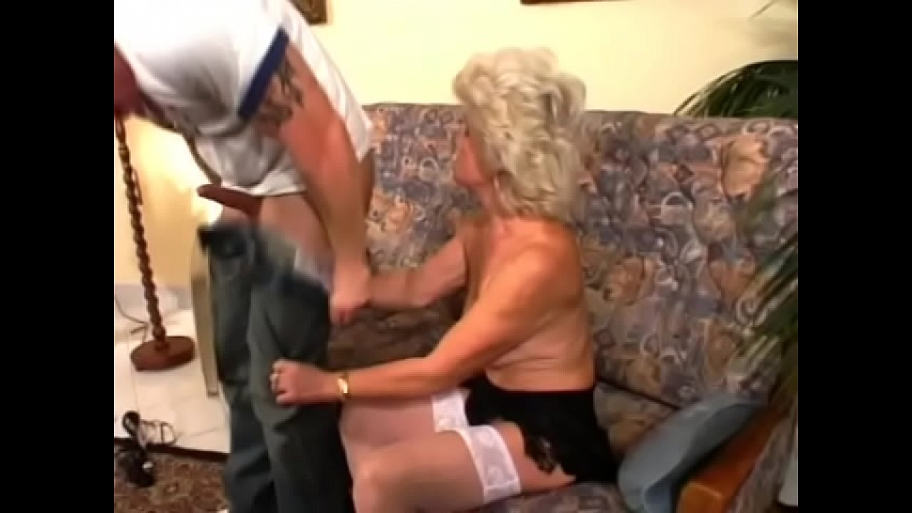 Mature Takes Huge Black Cock