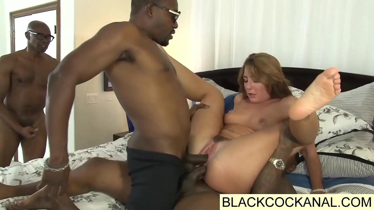 Amateur Black Dick Anal