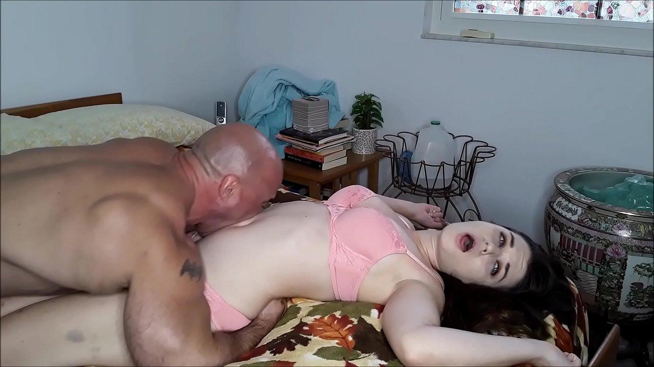 Man Licking Pussy Orgasm
