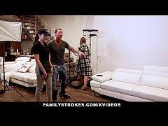 FamilyStrokes - Photographer Step-uncle Fucks Hot Niece On Set