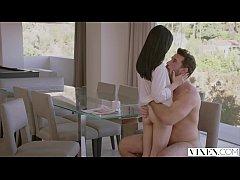VIXEN Young Actress Has Crazy Passionate Sex
