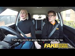 Fake Driving School ends up with Hardcore Sex