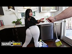 BANGBROS - My Dirty Maid Featuring Busty Latina Babe Getting Her Thicc Booty Hammered