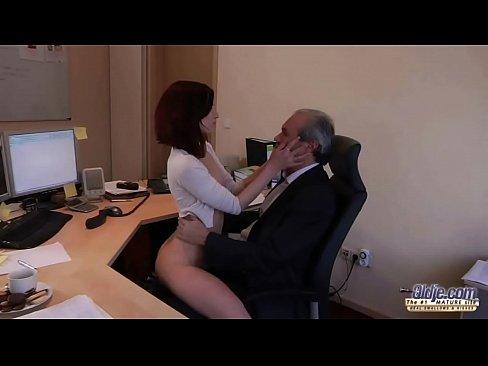 Secretary Seducing Boss Fuck