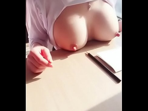 Asian Girl Playing With Her Big Tits Https Asiansister Com