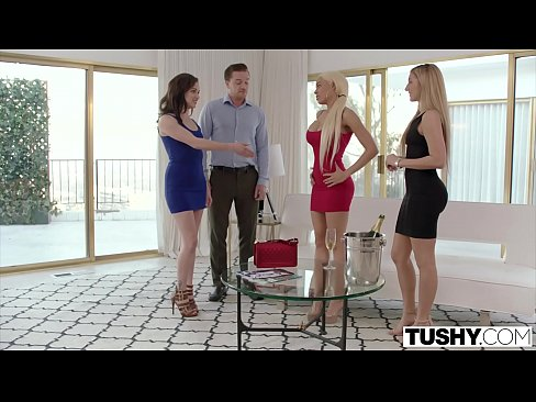 Tushy Two Latina S Have Hot Anal Sex With American Xnxx Com