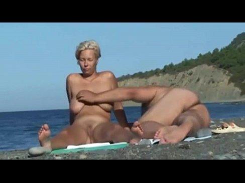 Beach Titten