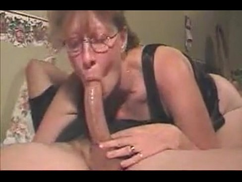 slutload mom sucks son to orgasm