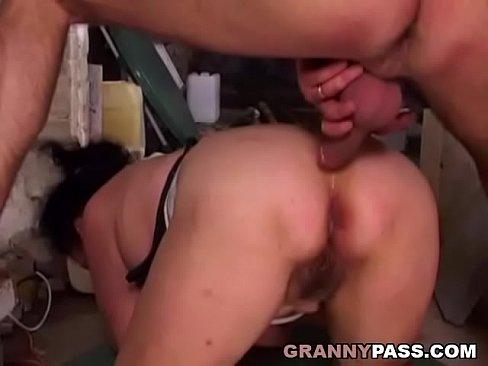 Hairy Anal Tube