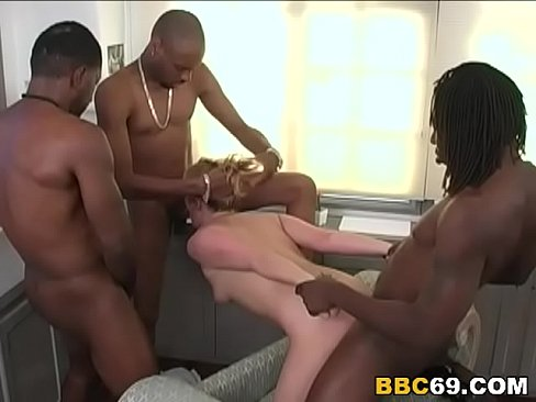 Lesbian Rough Gang Bang