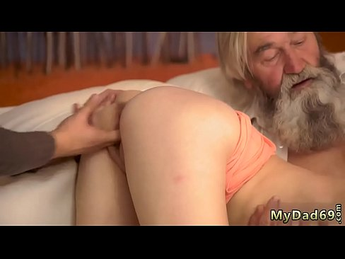 Old Man Licks Young Ass