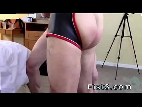 Wife giving young boy slow handjob