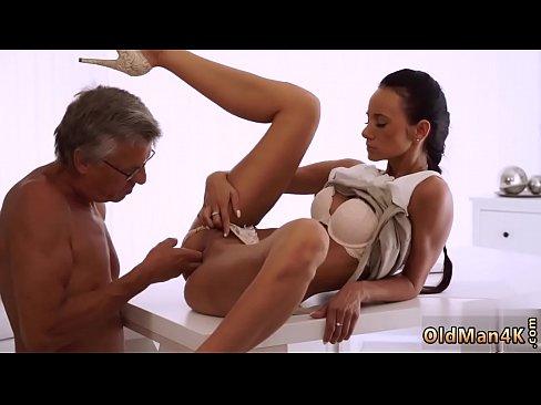 Spanking naked adult daughter