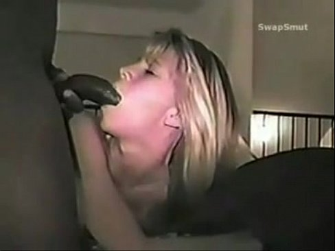 Eating Hairy Blonde Pussy